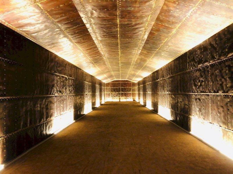 澎湖西嶼彈藥本庫「銅牆鐵壁」正式對外開放