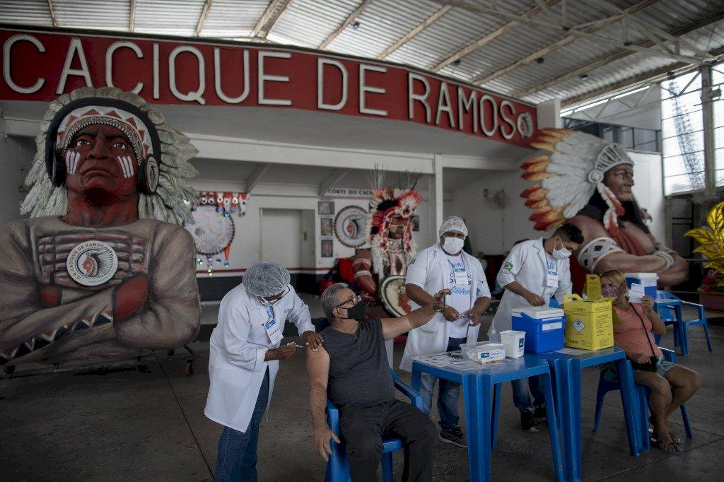 巴西疫情告急 請求聯合國提前交付疫苗