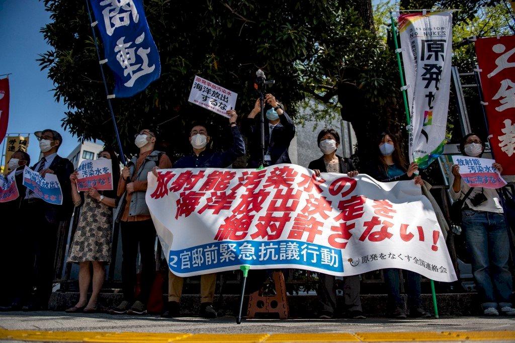 日本福島核電廠汙水將排入大海 中韓鄰國恐跳腳