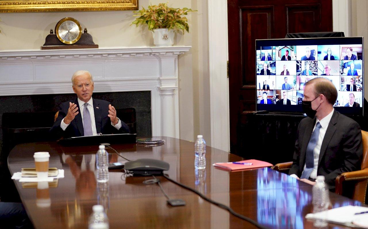 全球晶片短缺嚴重 白宮召開半導體高峰會