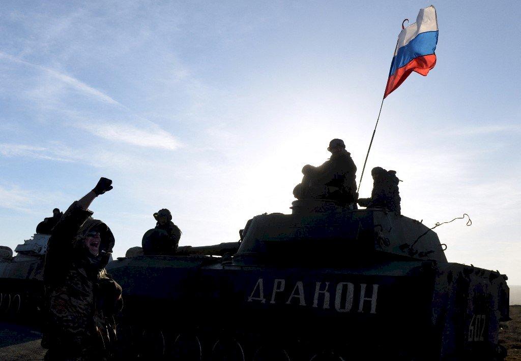 俄烏邊界一觸即發 G7開口要俄國停止挑釁