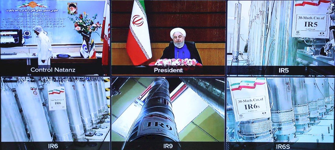 伊朗國營電視台:確認納坦茲爆炸事件嫌犯身份
