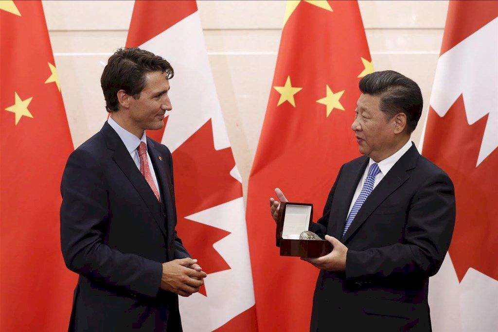 擔心中國不悅?傳加拿大干預頒獎給蔡總統 學者、反對黨皆批