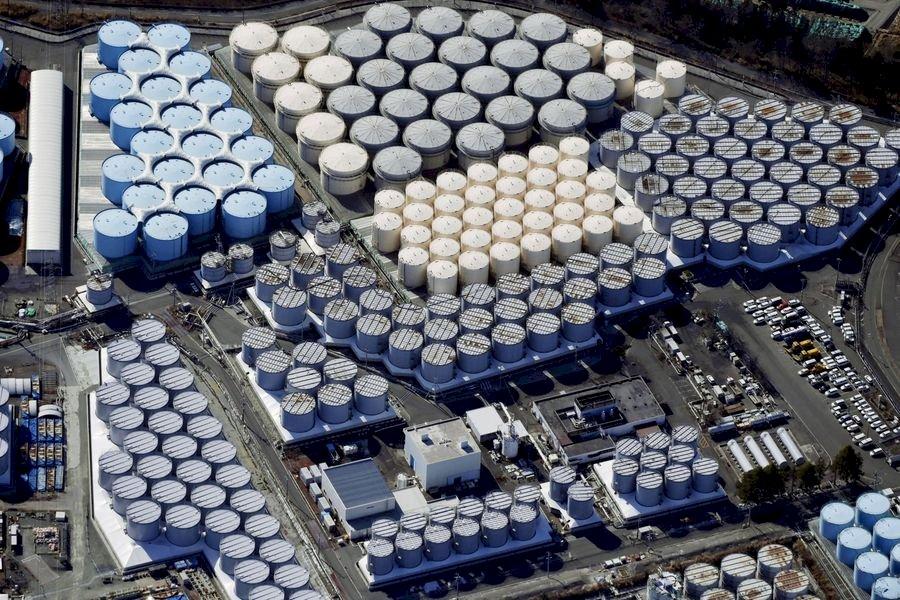 福島核廢水將排放 政院:確保安全前不應進行