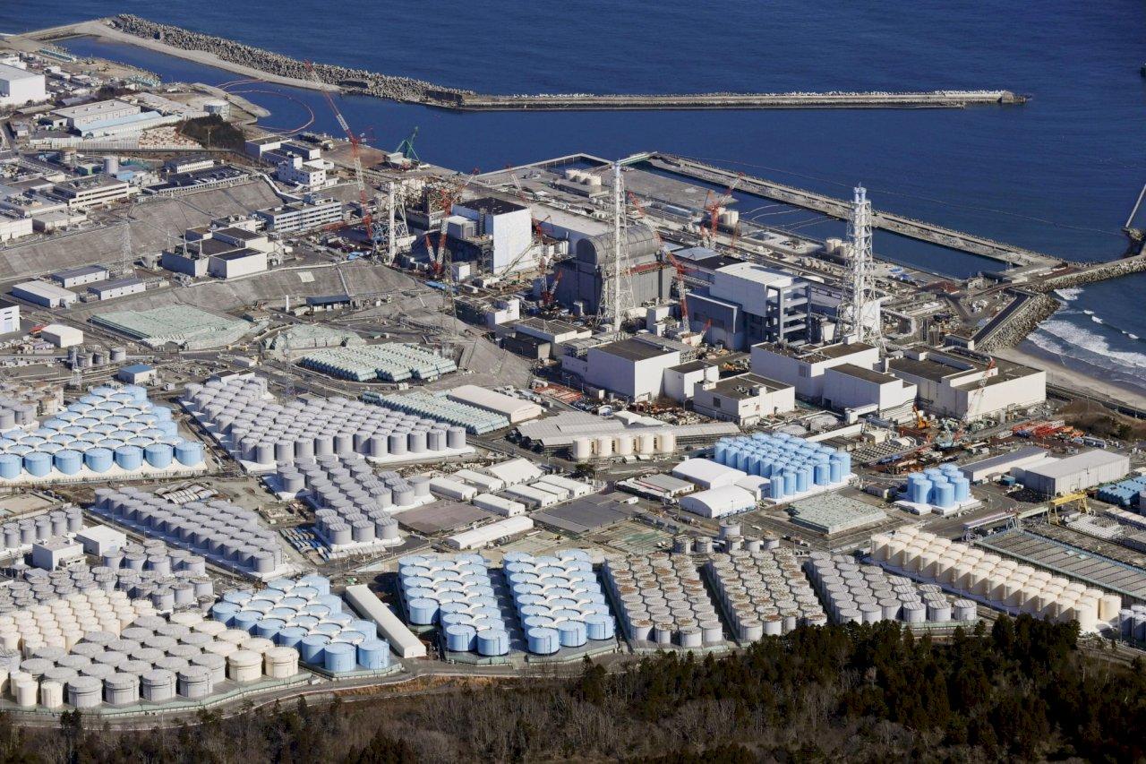 福島核廢水將排入海 原能會海委會擬設預警系統