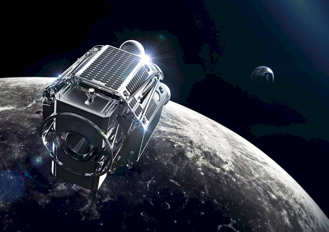 阿聯和日本iSpace聯手 實現2022著陸月球夢