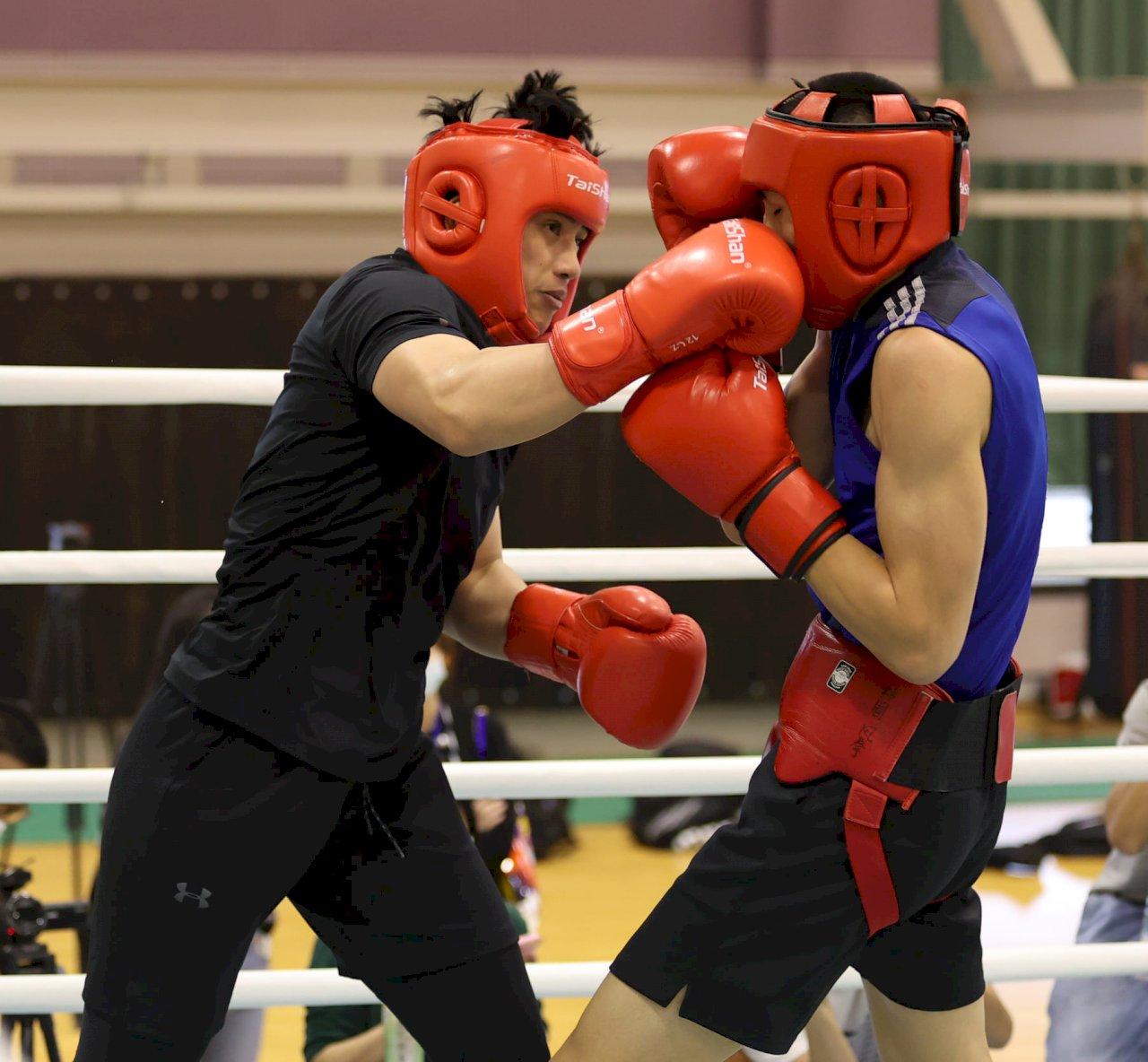 台灣4女子拳擊好手征戰東奧   總教練:目標至少2金