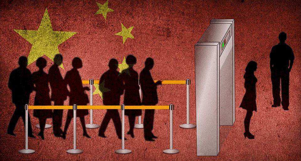 無所不在的安檢 難擋中國社會不公平下的報復行動
