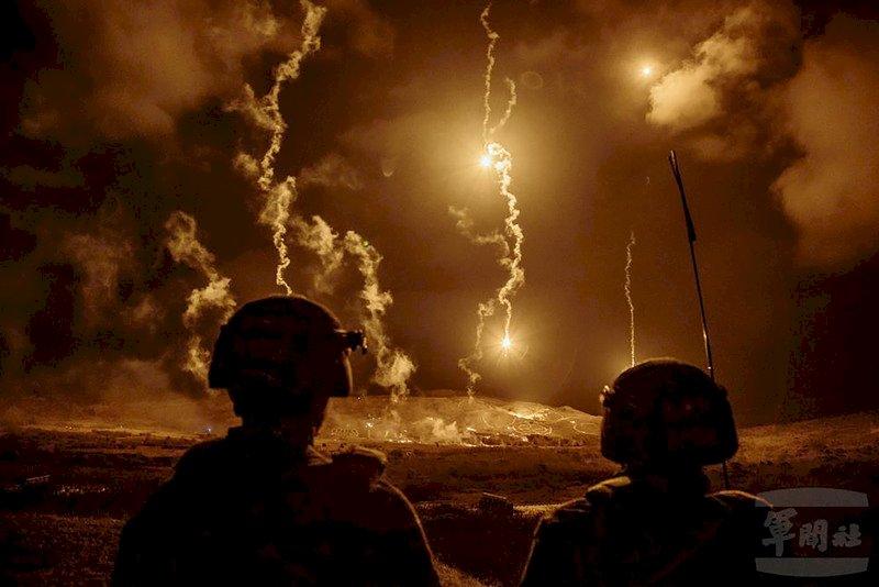 三軍聯合作戰訓練測考 驗證部隊聯合指管能力