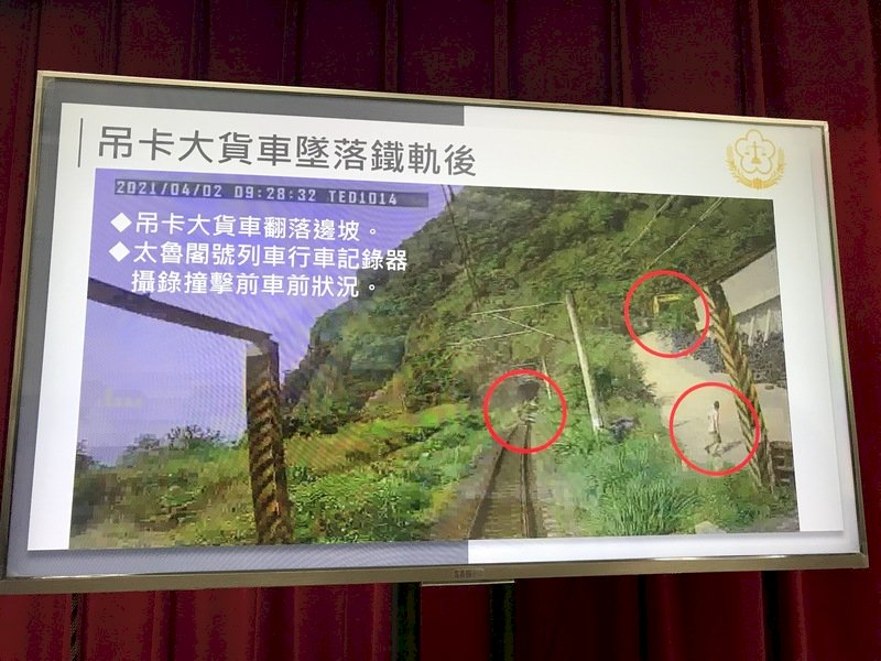 台鐵太魯閣號事故 台鐵局完成七大具體改善措施