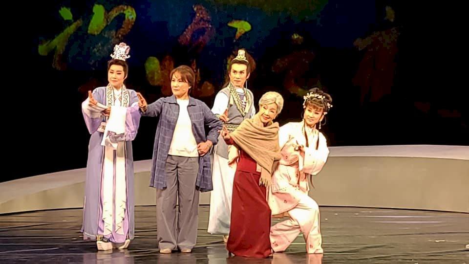 台灣戲曲藝術節重現經典「望鄉之夜」  廖瓊枝客串廣播員