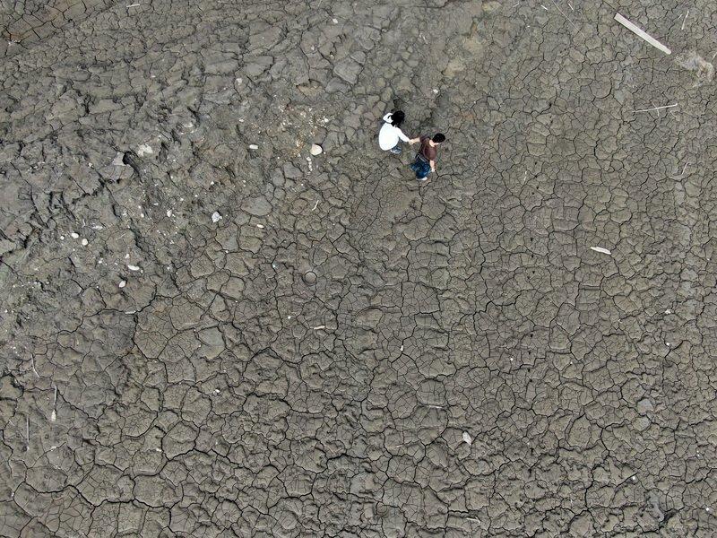 石門水庫蓄水量跌破一成 北水局:雷雨九成下在平地
