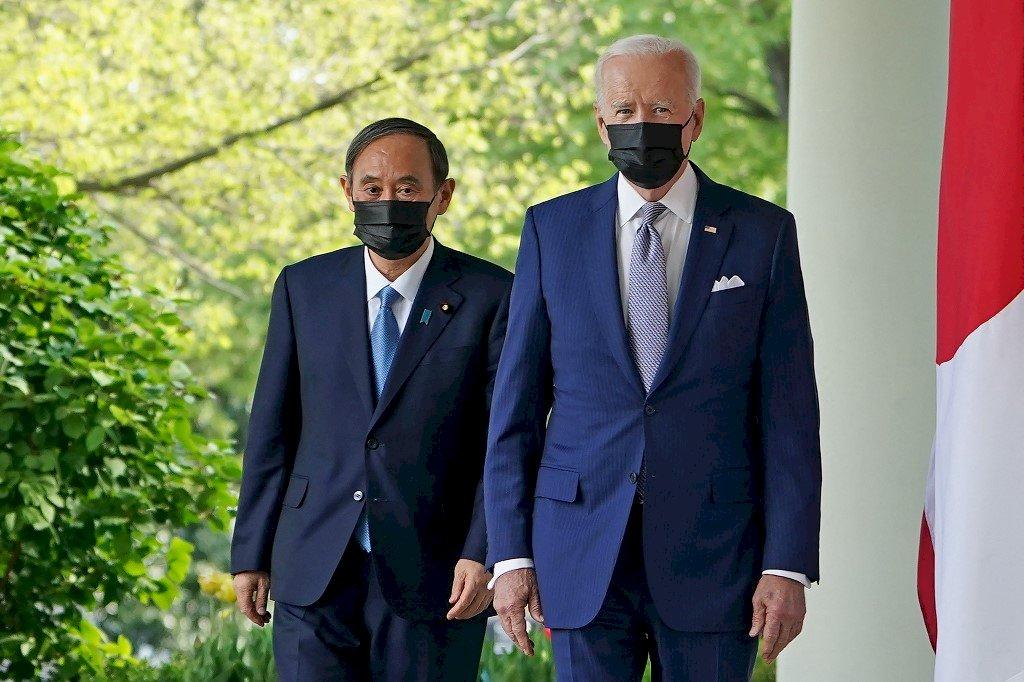 美日峰會聯合聲明提及台灣 日媒:美拿到日美同調依據