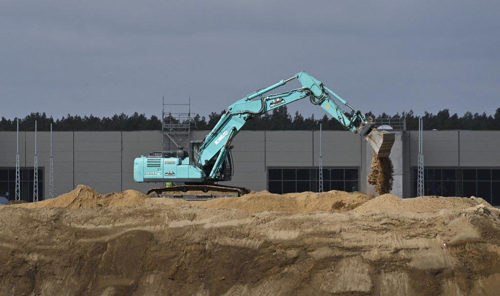 從蜥蜴到水 特斯拉在德國首座歐洲工廠面臨延宕