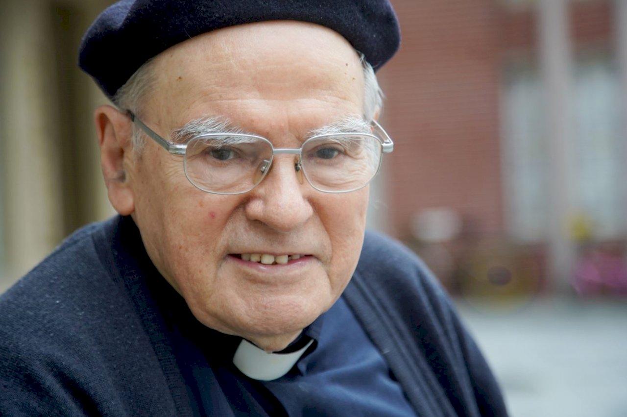 我係台灣人 也將埋骨台灣!義大利神父李智不幸辭世 享耆壽95歲