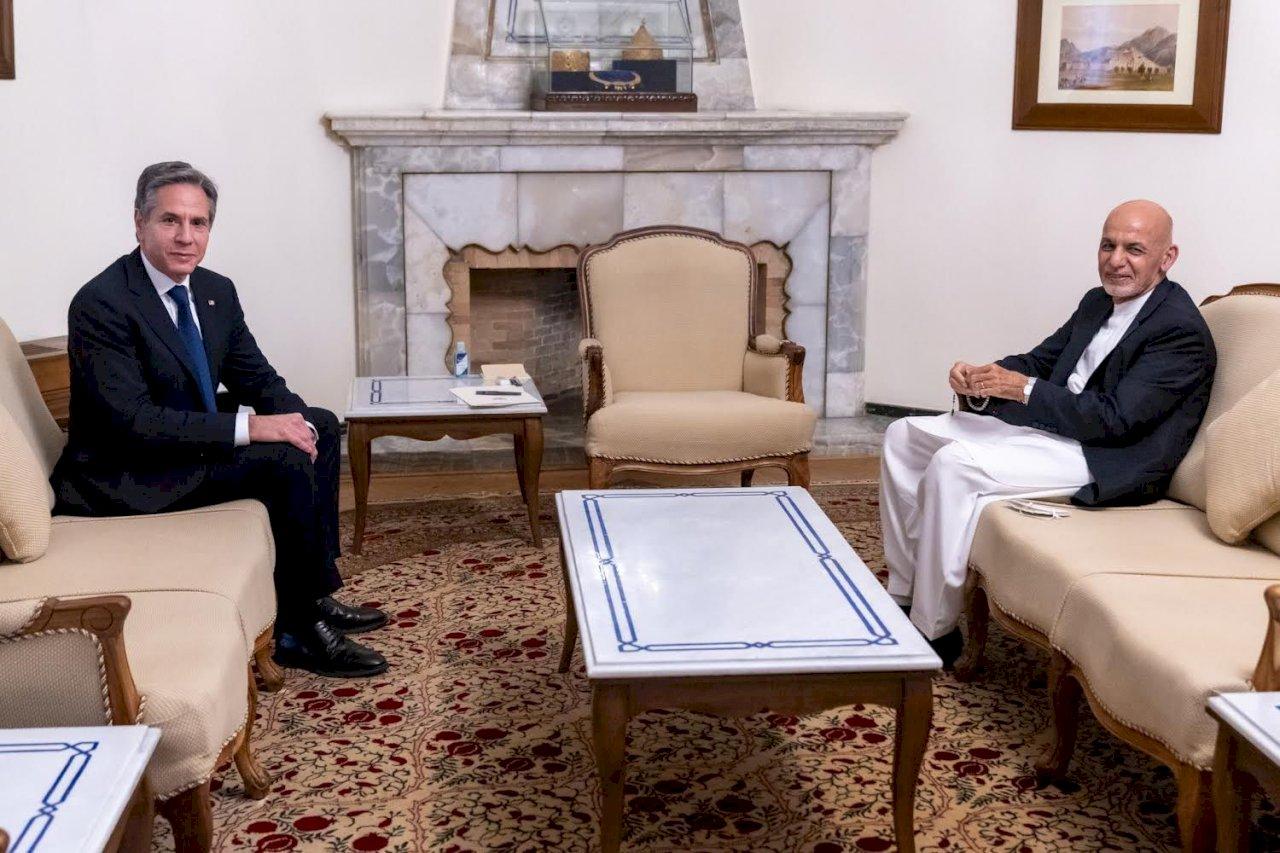 阿富汗已無恐怖威脅 布林肯:美國需更專注中國