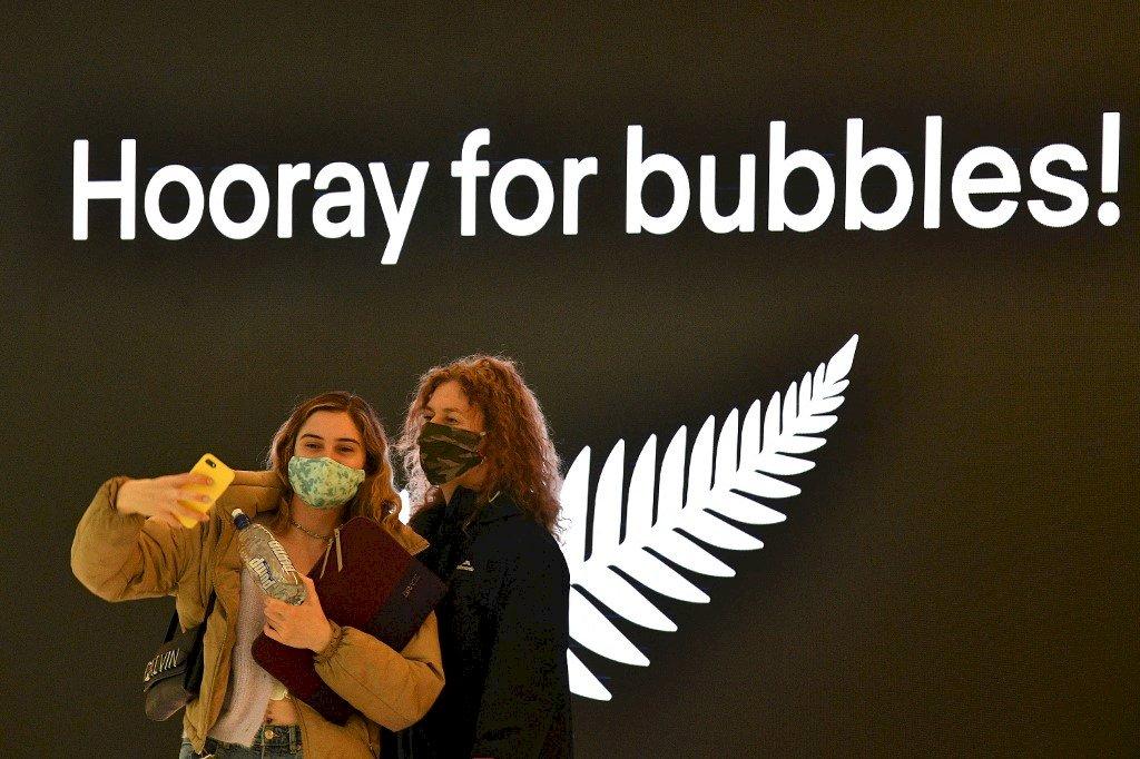 澳紐旅遊泡泡啟動 航班爆滿旅客興奮