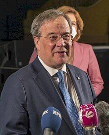 德國執政聯盟公布總理人選 基民黨黨魁拉謝特出線