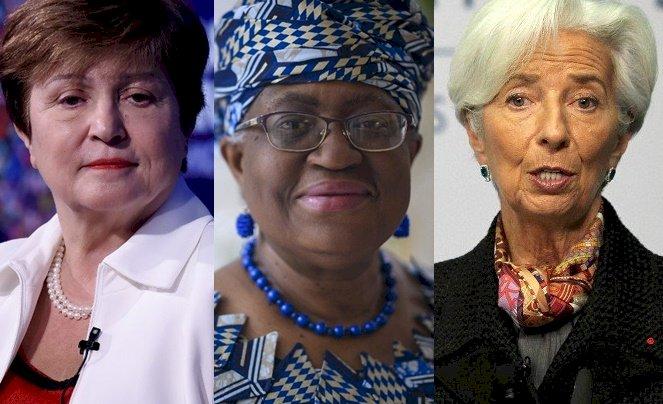 疫情重創全球經濟 女性財經領袖帶來新契機