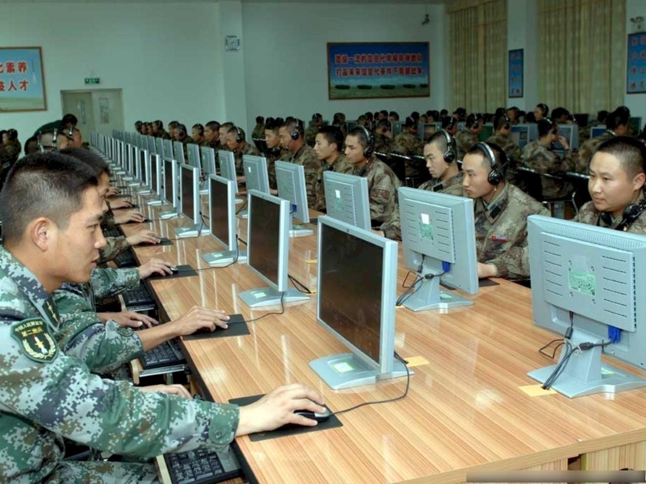 美智庫揭中國網路「戰略支援部隊」台大選練兵再出征美大選