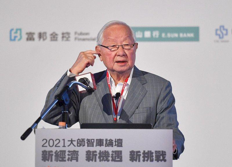 台灣優勢難複製 張忠謀直言:中國半導體製造落後5年以上