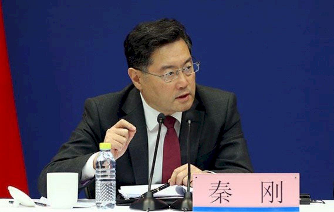 傳中國外交副部長秦剛赴美擔任大使