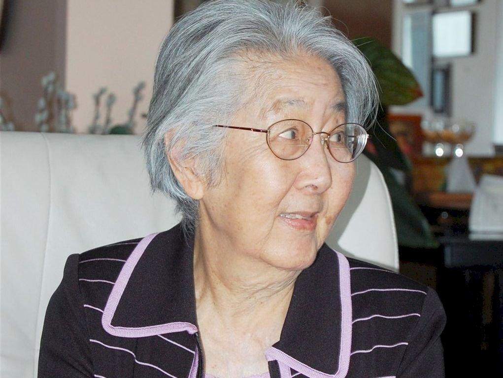 國父孫女孫穗華病逝加州 享耆壽96歲