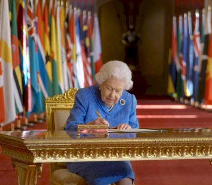 英女王迎接95歲 正值服喪期低調過生日