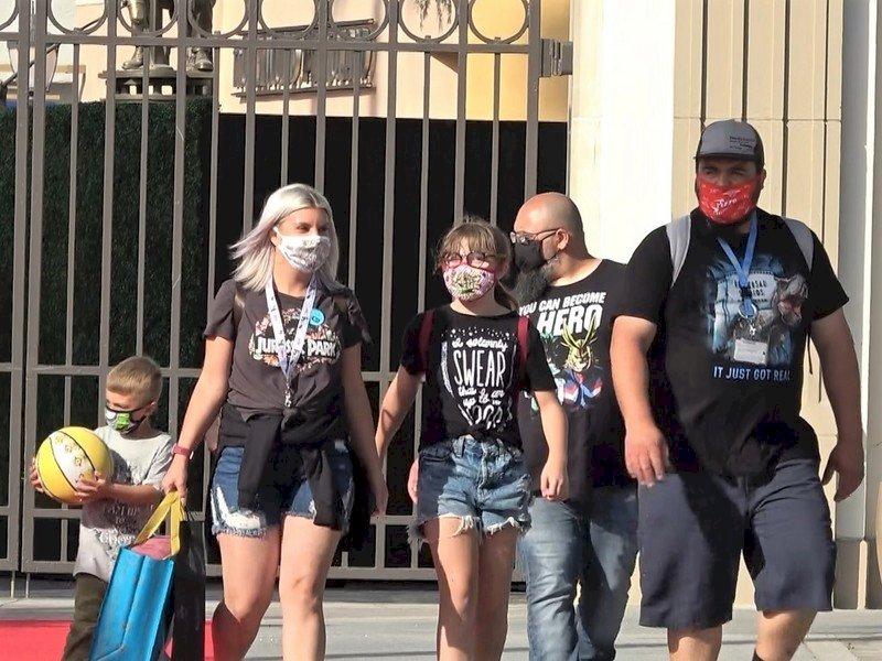 疫情一年多來 UCLA:學童受害最深