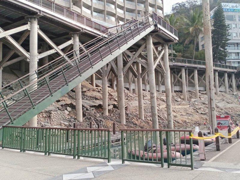日月潭水位再下降 水社碼頭23日起封閉