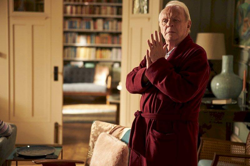 金獎電影父親:記憶錯至的驚懼,失智患者的腦中世界