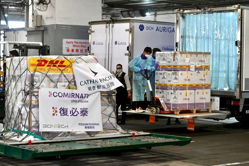 接種情況不理想 香港警告等疫苗過期只能丟棄
