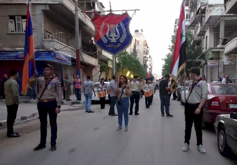 亞美尼亞紀念一戰大屠殺週年 美將認定為種族滅絕