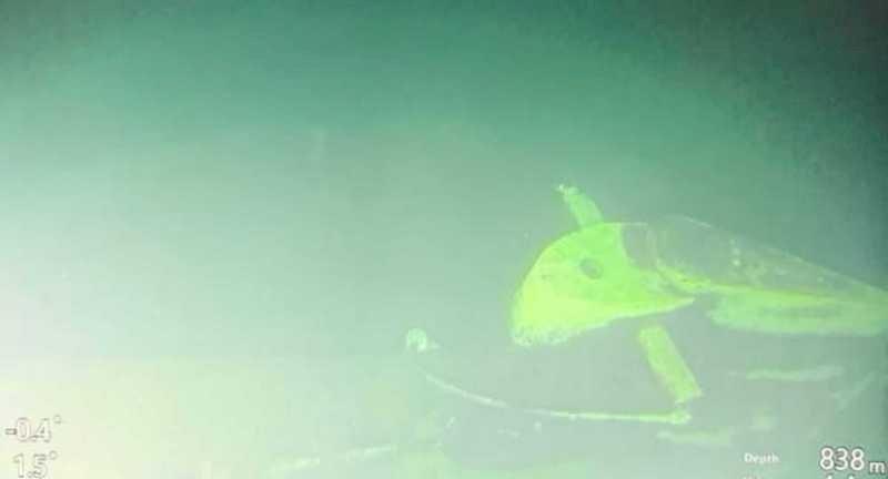 印尼失聯潛艦斷3截沉海床 53官兵全數罹難