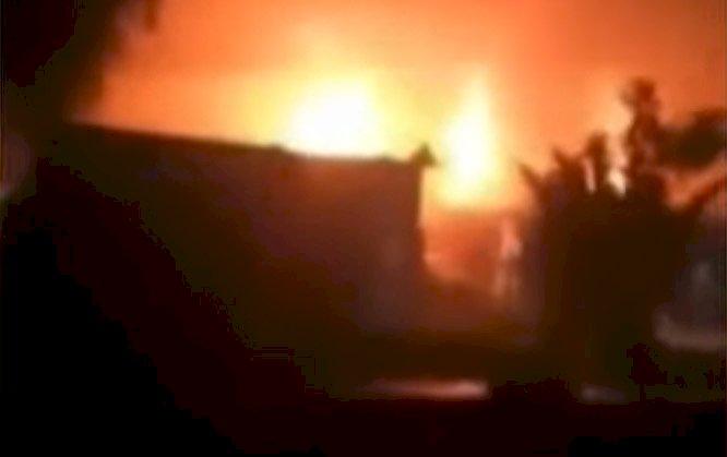 伊拉克醫院大火釀82死110傷 總理下令調查