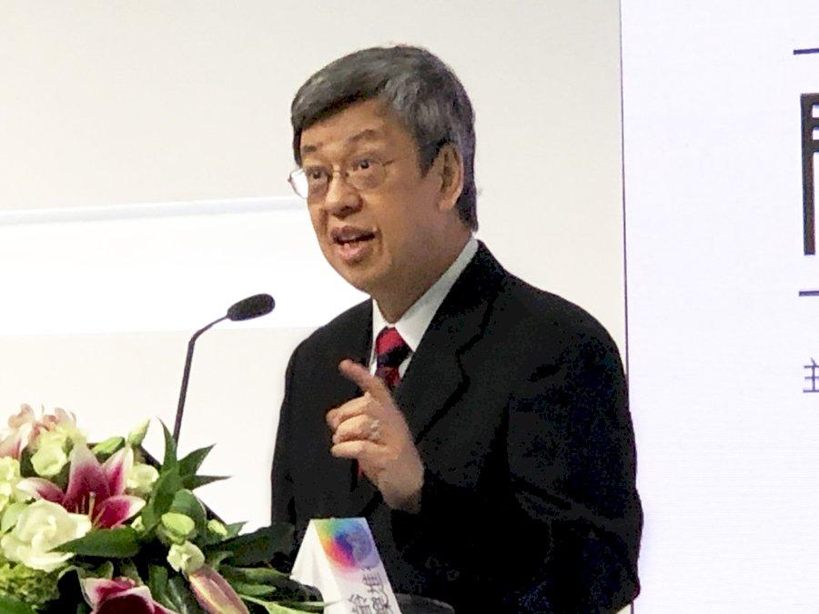 陳建仁:疫苗是終結COVID-19最佳妙方 台灣須大幅提升接種率