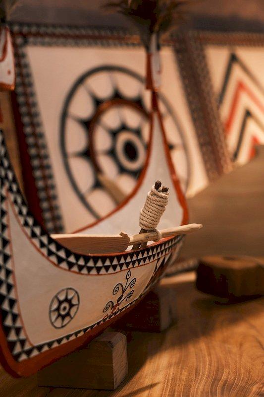 原民聚落系列:離島蘭嶼桃花源,達悟族海洋文化與情感