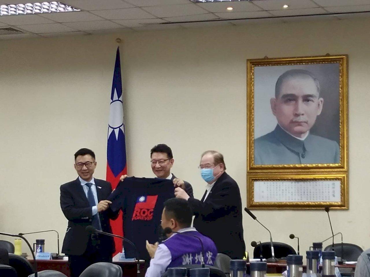 趙少康批國民黨保守、不接地氣 提黨務改造3面向