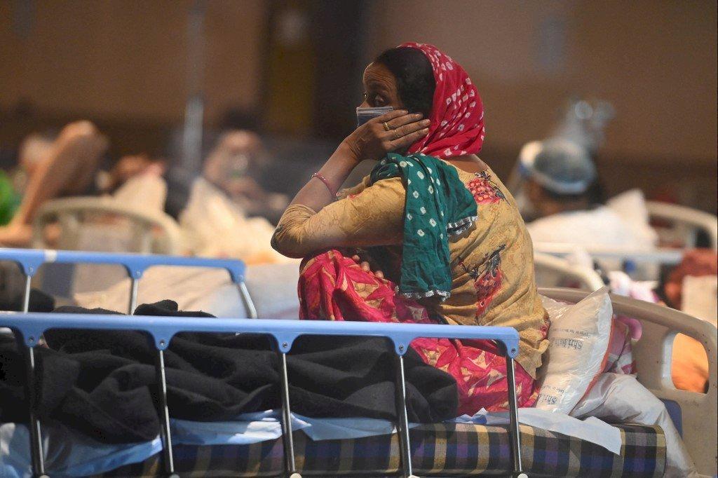 包機逃離印度躲疫情 寶萊塢明星及富人挨批