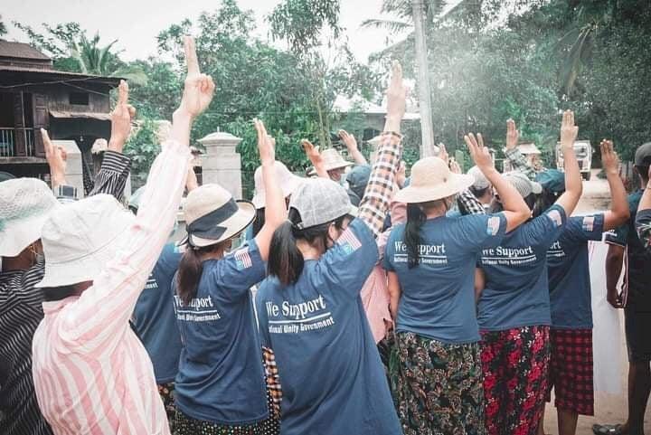 會談解危機? 緬甸全國團結政府:除非釋放所有政治犯