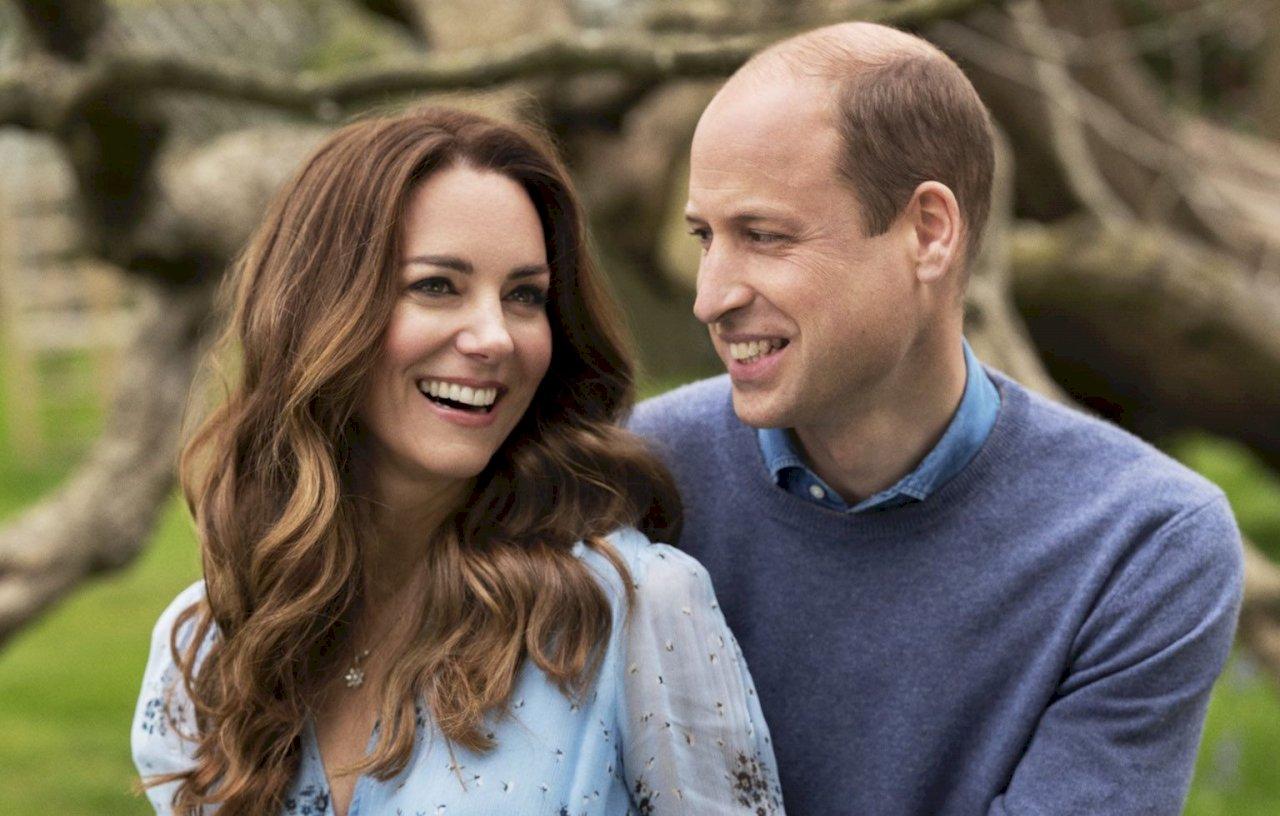 英國威廉王子與妻子凱特開設YouTube頻道
