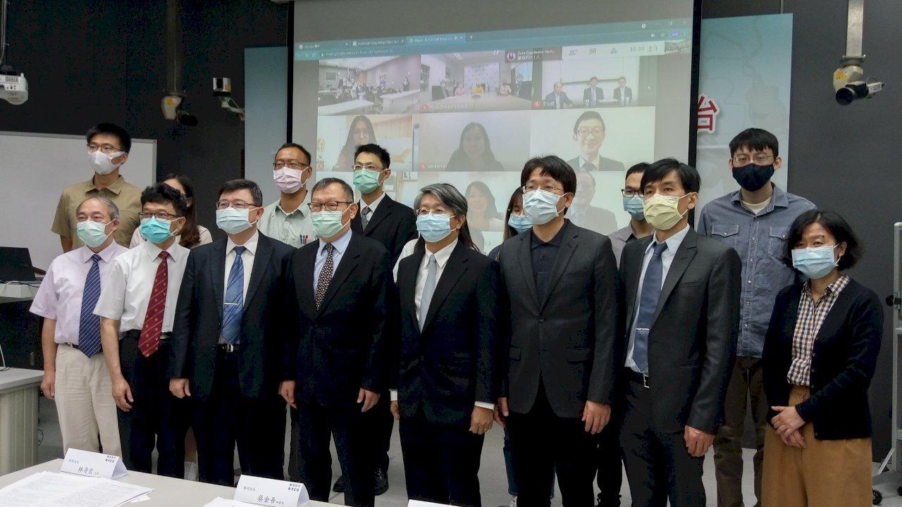 20分鐘見效!台馬跨國開發抑制武肺感染藥物篩選平台