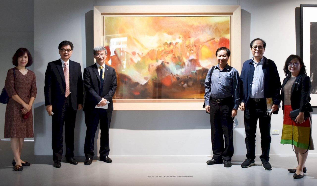 師大美術館營運 「啟蒙」展回顧台北高校藝術家作品