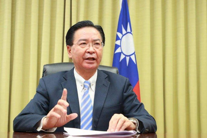 澳媒專訪 吳釗燮:中國似準備發動最後攻擊