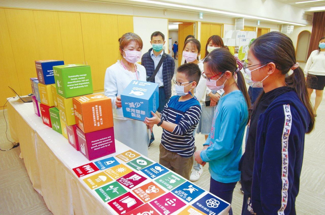 NGO實踐聯合國「永續發展目標」 全台巡迴「種子展」