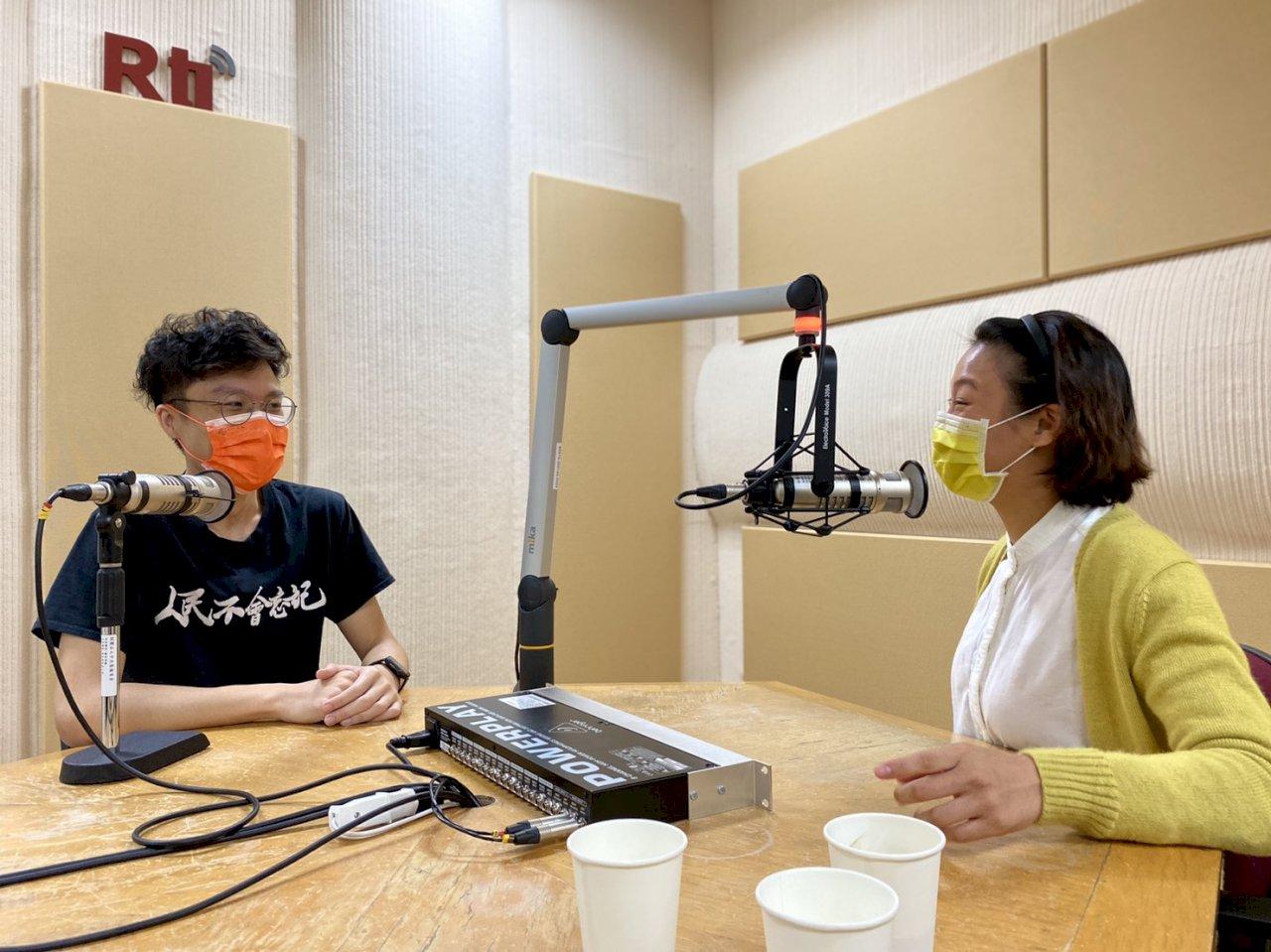 在台灣當上學生會會長?專訪陳維聰