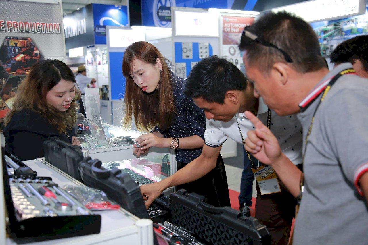 手工具首季出口增26.87%   貿協組團赴美搶單