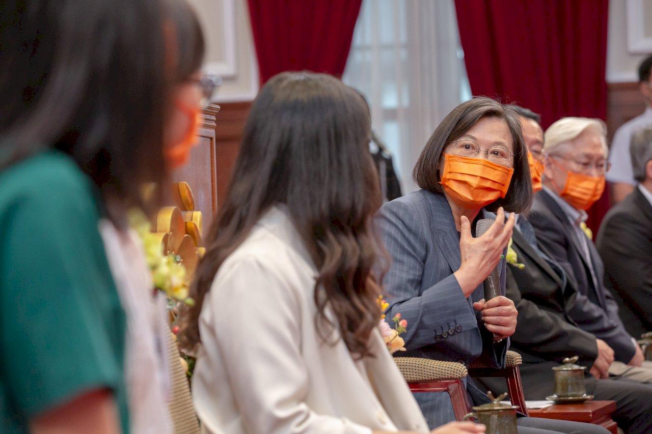 雙北三級/總統府祭5項因應措施 總統副總統減少接見行程