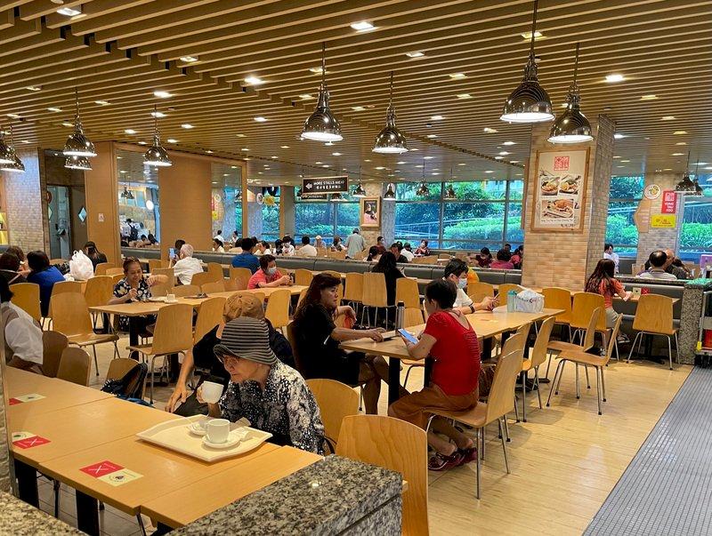 新加坡社區病例激增 社交聚會最多5人