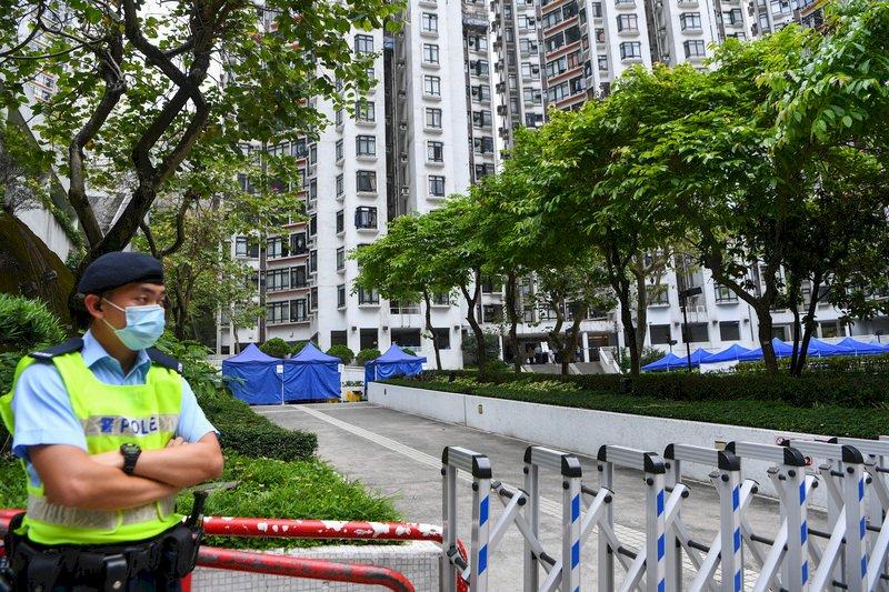香港變種病毒疫情擴散 再添本土3例
